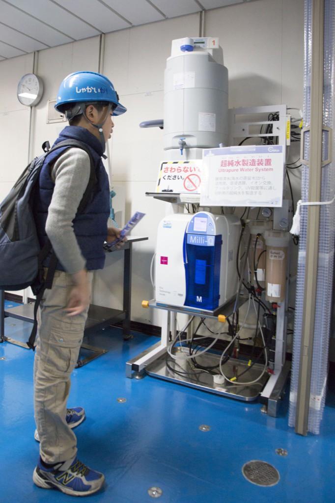 超純水生成装置