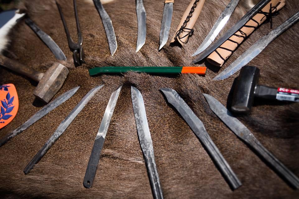 ナイフの講座