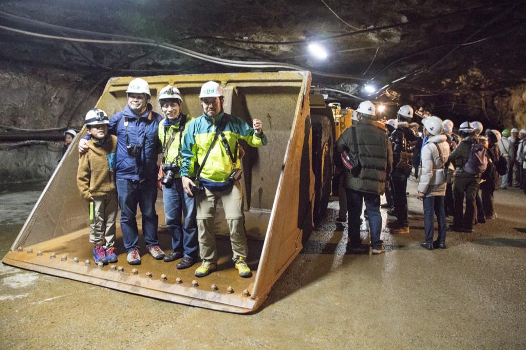 日本の産業や学問を支えてきた地下施設、スーパーカミオカンデに潜入!ジオ・スペース・アドベンチャー