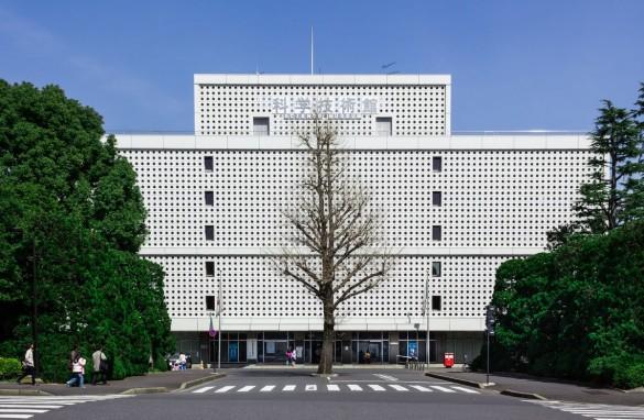 科学技術館(北の丸公園、東京都千代田区)
