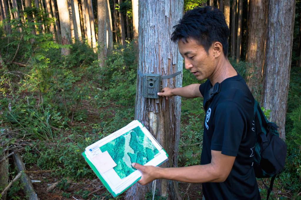 集落環境診断の写真