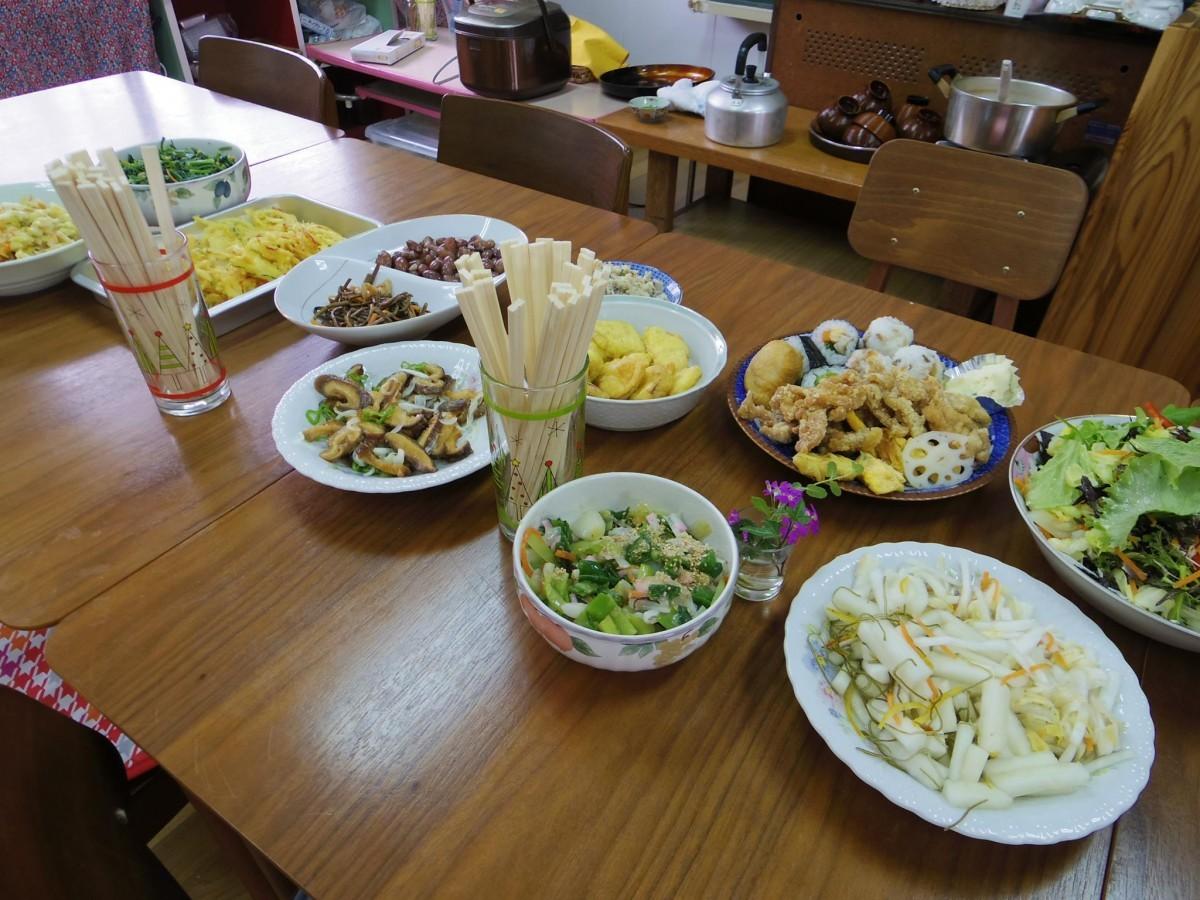 九島カフェテラスお料理