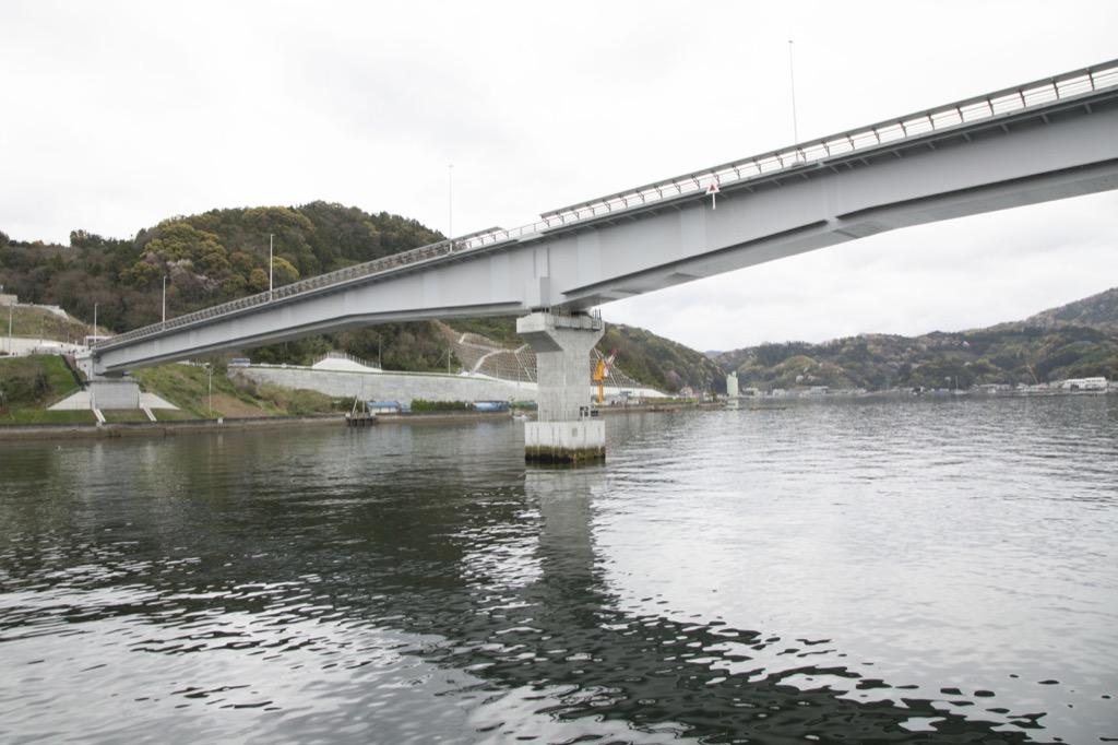 九島大橋(ヨリ)