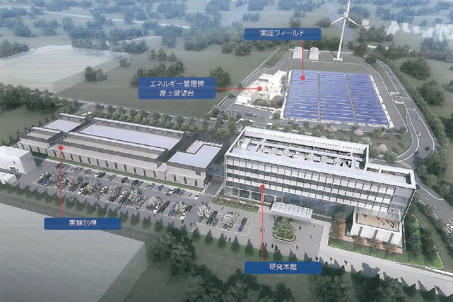 産総研 福島再生可能エネルギー研究所
