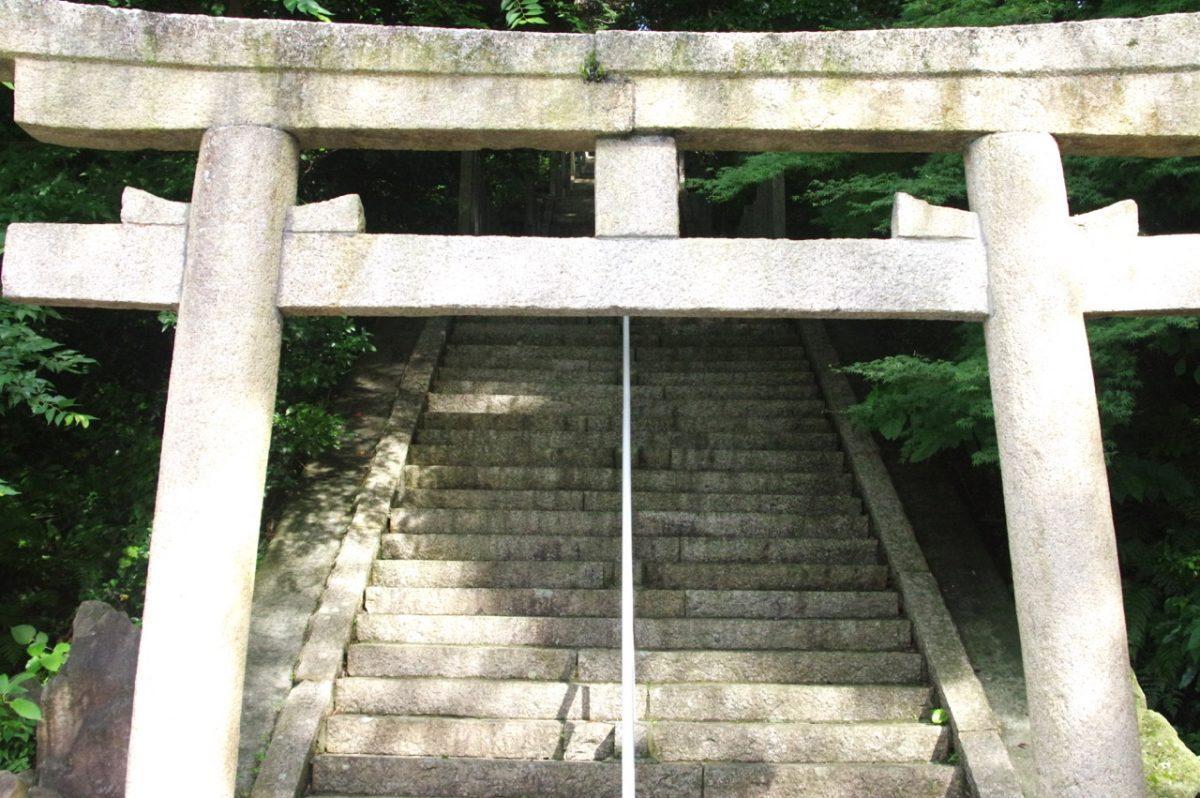 家島神社鳥居