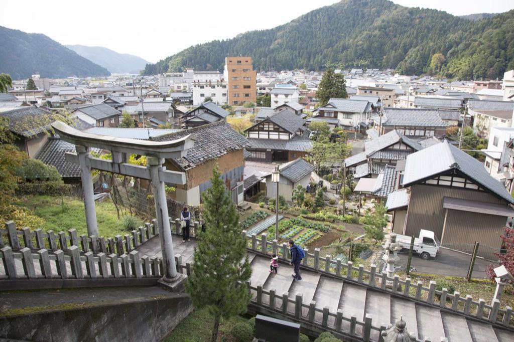 河和田の神社