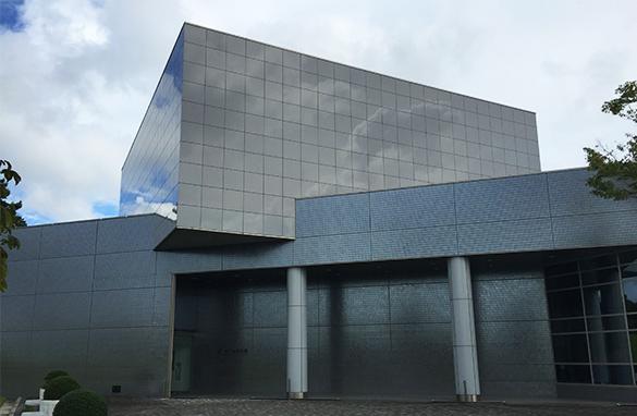 資生堂 企業資料館の外観