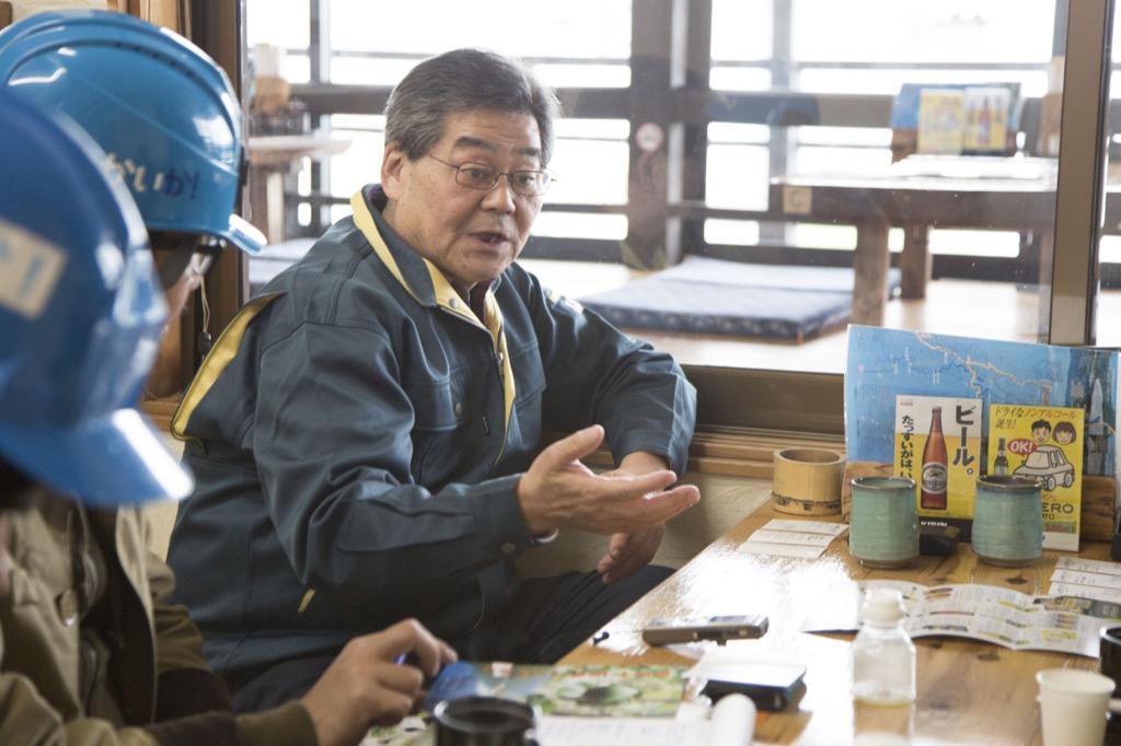 四万十ぶしゅかん田中社長