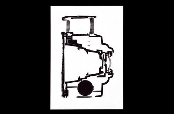 「デザインの解剖2: 富士フイルム 写ルンです」(2002年5月15日- 6月10日、松屋銀座 デザインギャラリー1953)