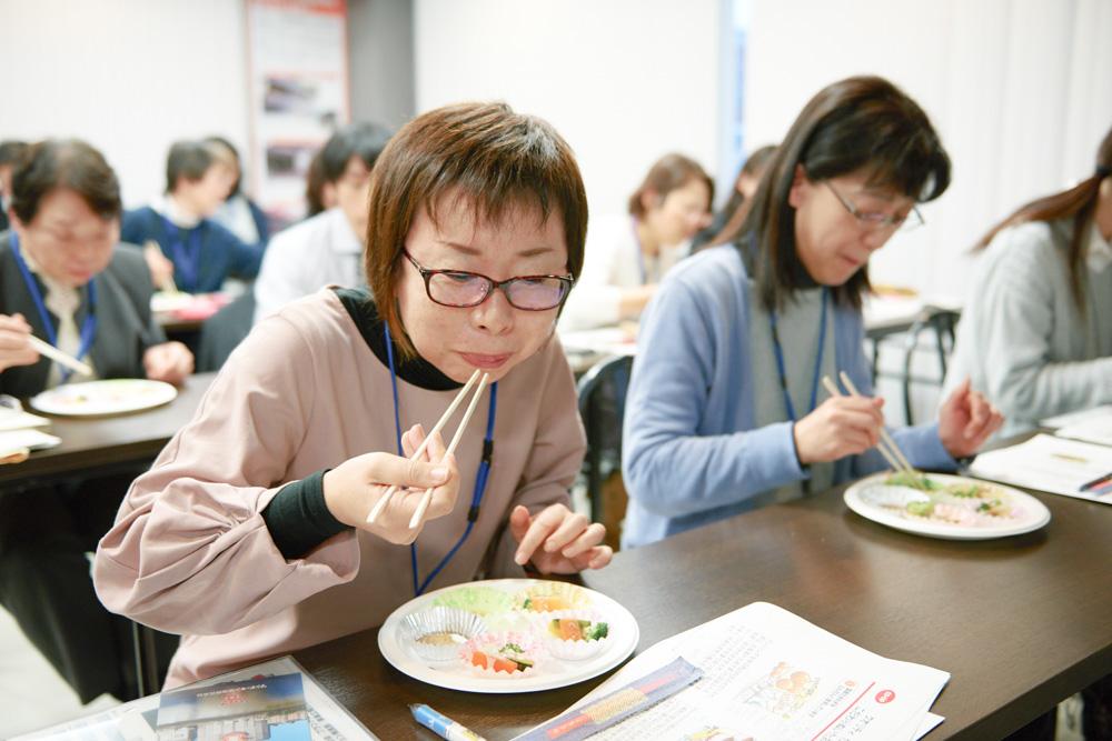 試食&勉強会イメージ