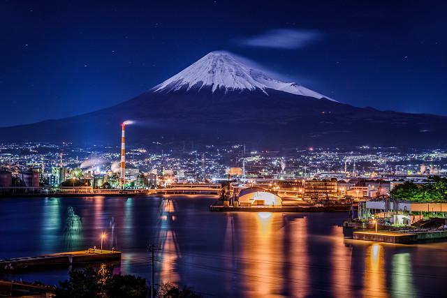 工場夜景サミットin富士