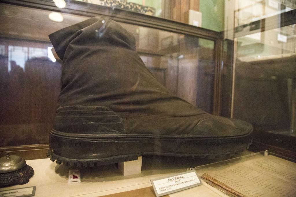 スニーカーっぽい足袋