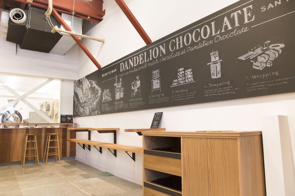 Dandelion Chocolate ダンデライオンチョコレート