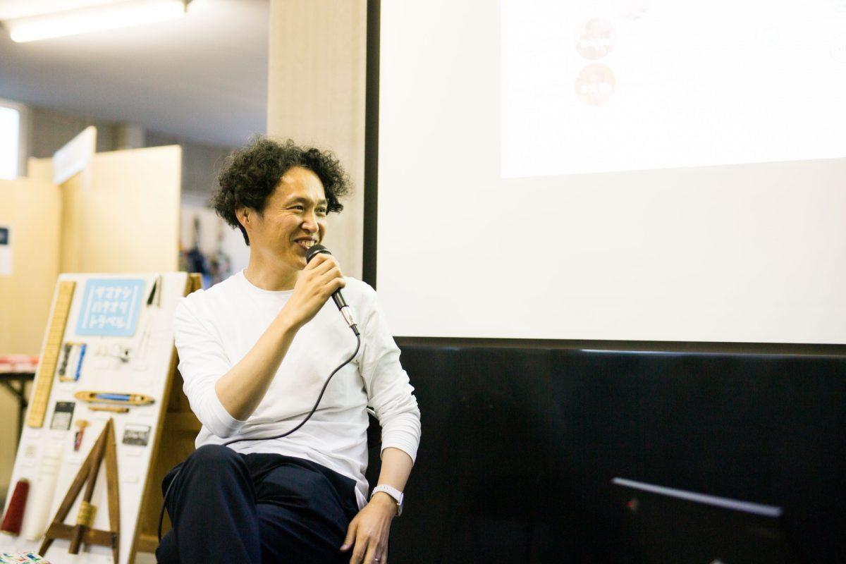 ハタフェス_鈴木マサルさん