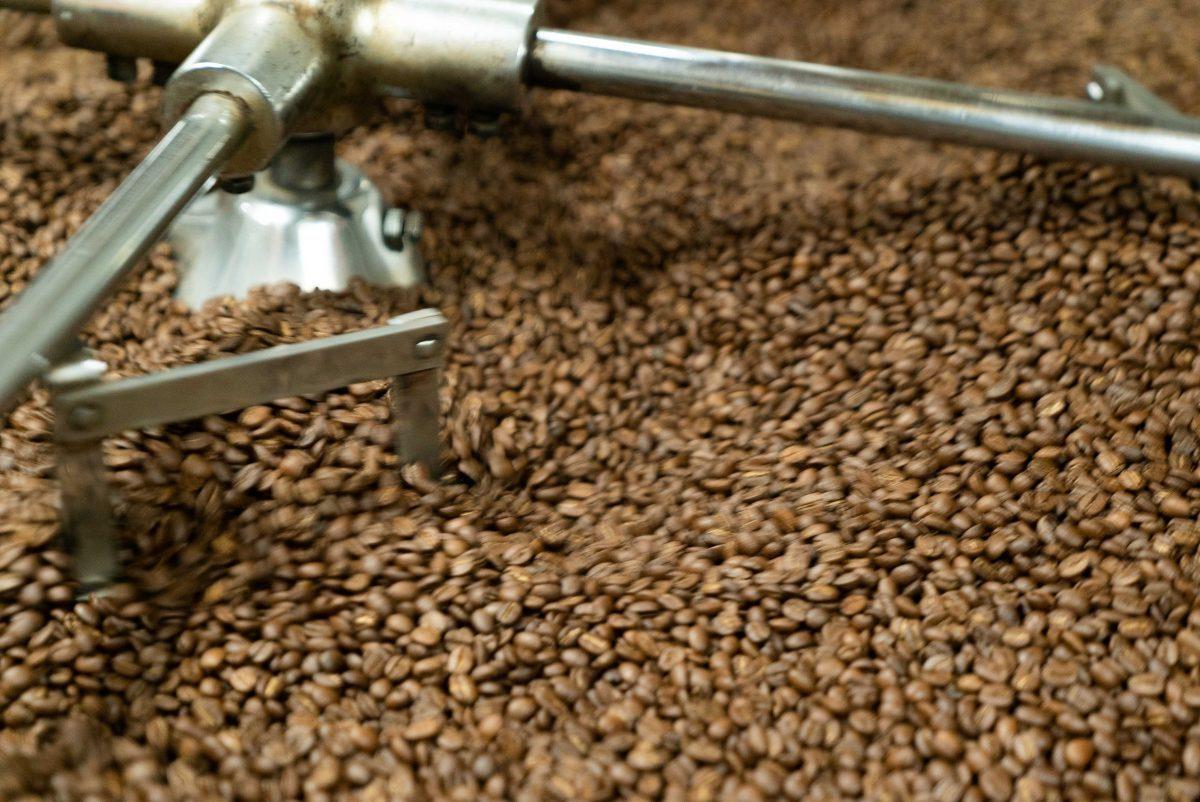 コーヒー製造イメージ