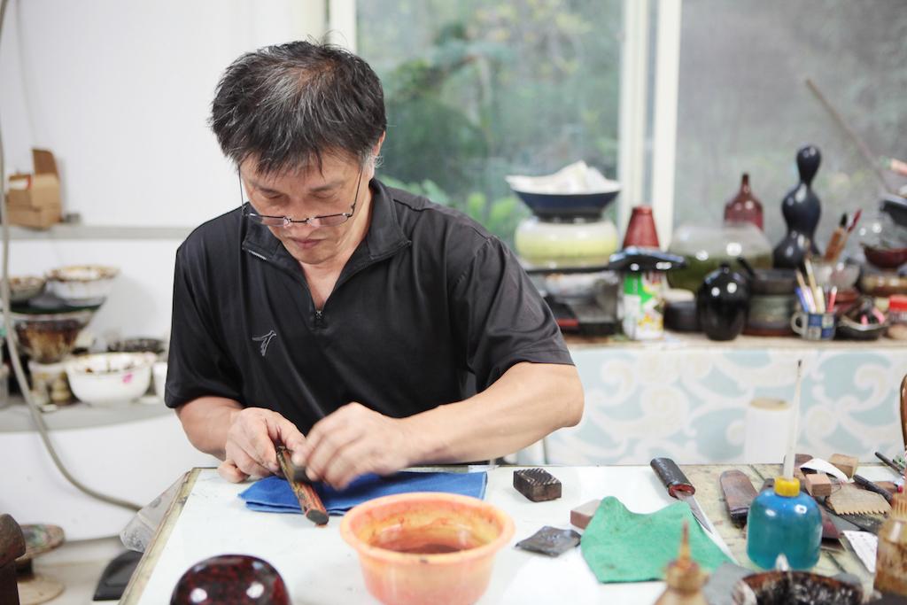 台湾の職人さん(アクセサリー)