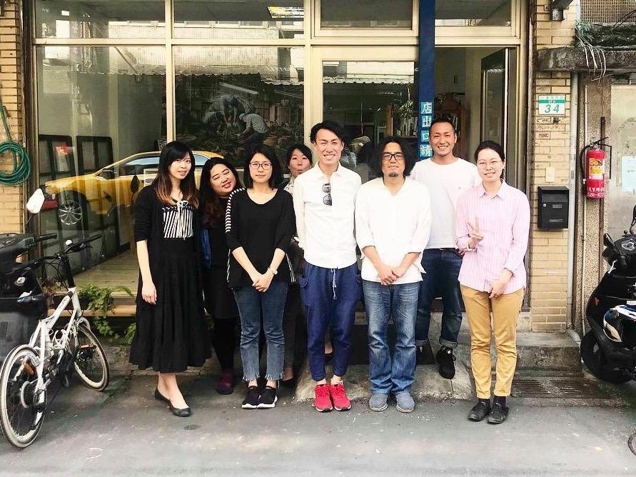 台湾プロジェクト
