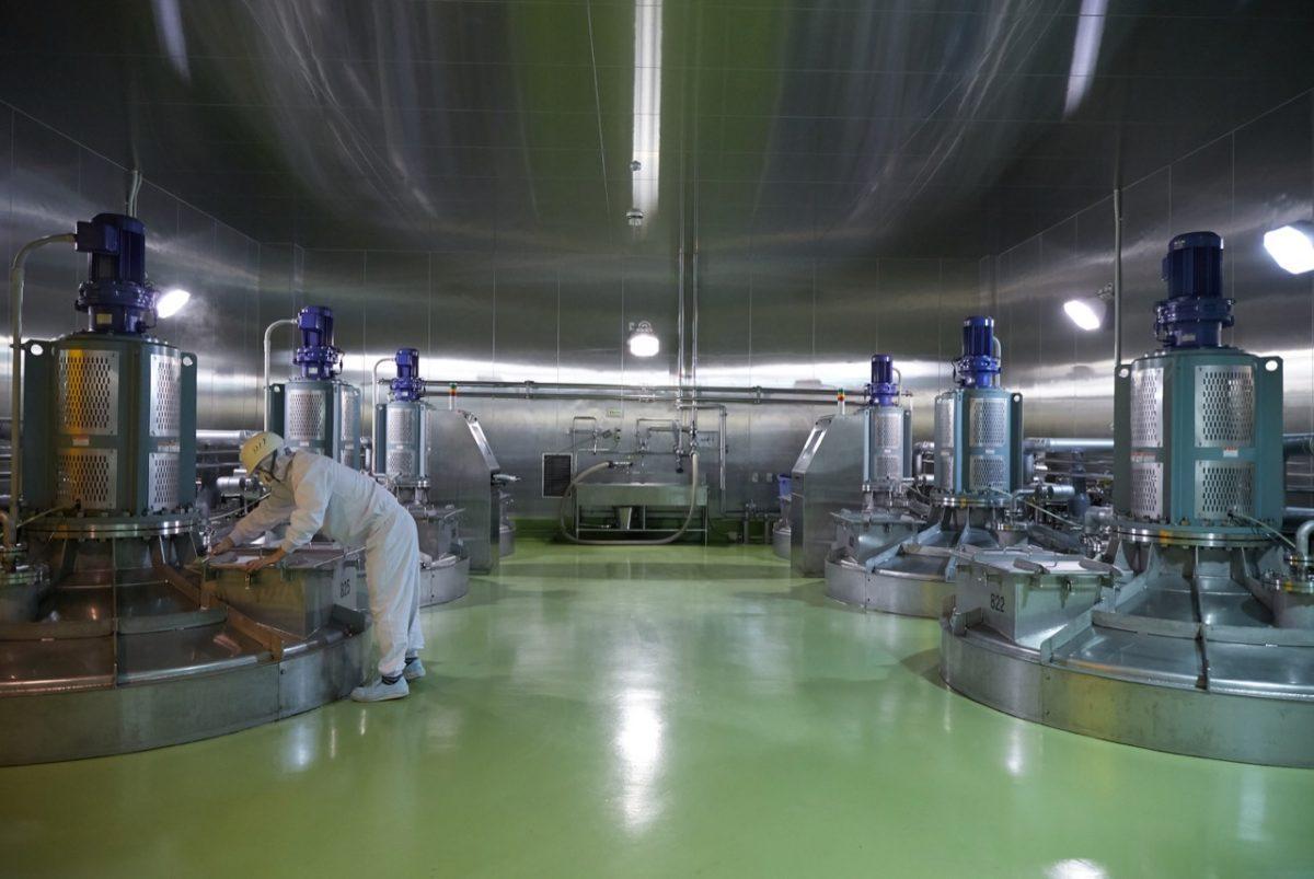 発酵の管理