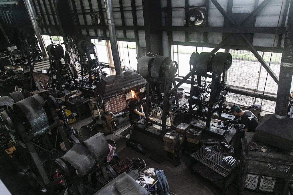 製造現場の見学